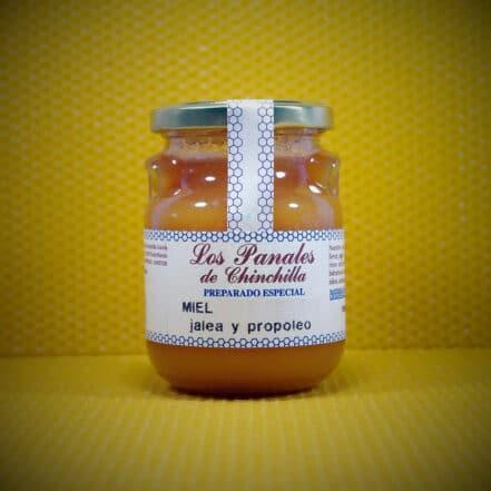 Miel con Jalea y Propoleo-0