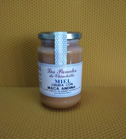 Miel con Maca-0