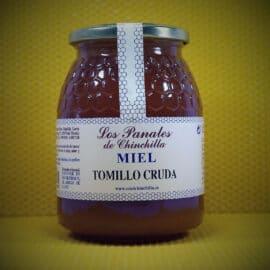 Miel de Tomillo cruda