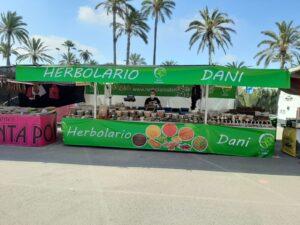 Puesto Herbolario Dani