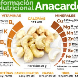 Anacardo Natural